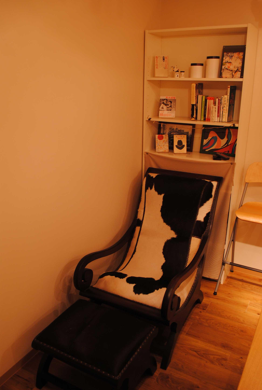 僕のイスと本棚とライフスタイルについて