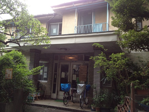昭和7年のアパート&貸し多目的ホール