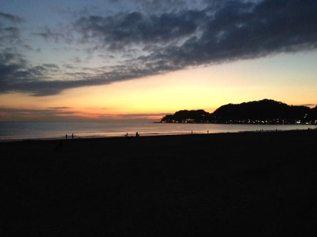 鎌倉から江の島への時間