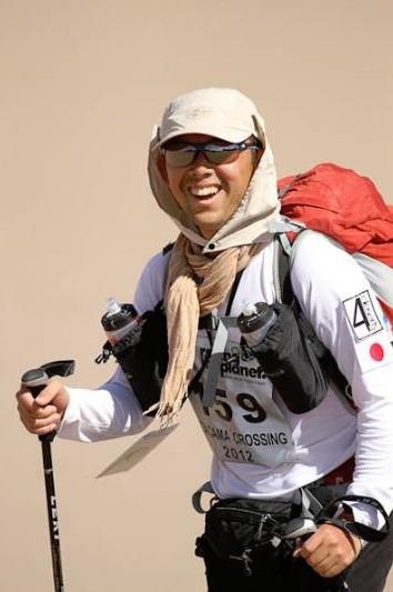 代表の四方田がアタカマ砂漠レースを完走しました!