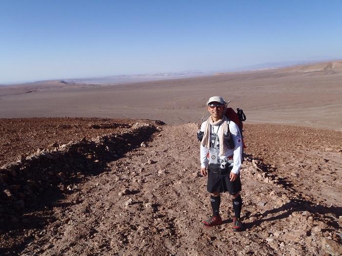 アタカマ砂漠を歩いてきました。