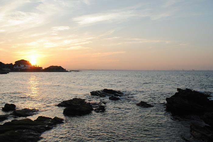 東京湾の無人島_猿島