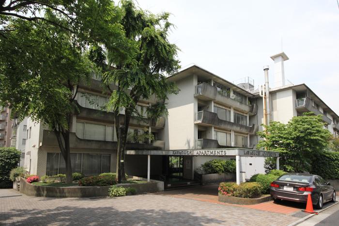 個人が建てた日本初?の分譲+賃貸マンション「川口アパートメント」