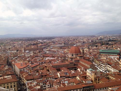 イタリア ひとり旅