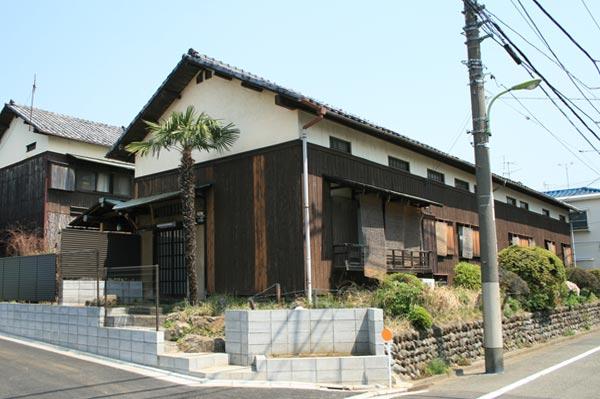 世田谷区の近代建築