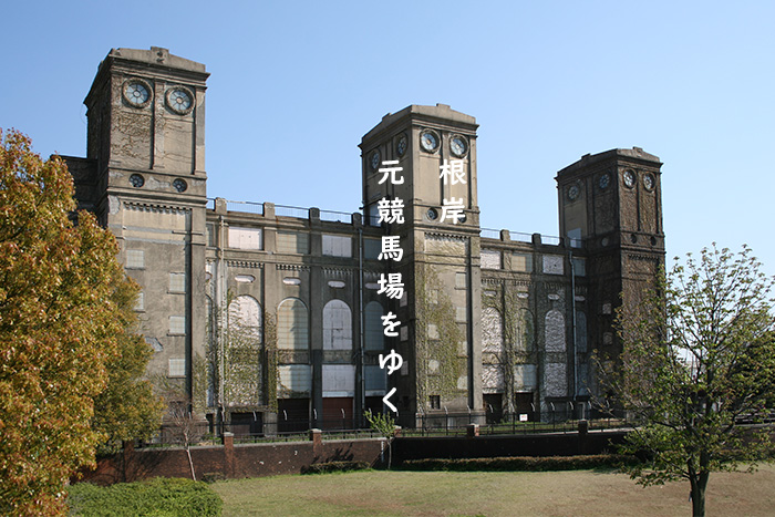 「東京近郊昼から散歩」根岸→伊勢佐木町→野毛→桜木町