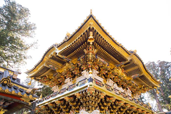 日光東照宮から金谷ホテルと中禅寺湖